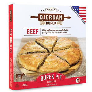"Burek w. Ground Beef Round 10"" Pie  950g (Djerdan) (4433742331938)"