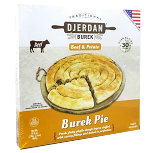 Burek with BEEF & POTATO SWIRL Family Size 960g (Djerdan)