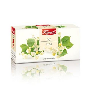 Linden Herbal Tea Lipa Domaci Caj  40g (Franck) (4433743446050)