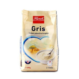 Gris Instant Cream Of Wheat Cereal  400g (Franck) (4433744035874)