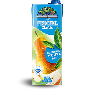 Classic Pear Drink 1.5l (Fructal)