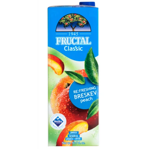 Classic Peach Drink 1.5l (Fructal)