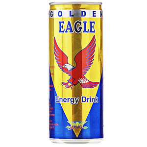 Golden Eagle Energy Drink 250ml (Frutex)