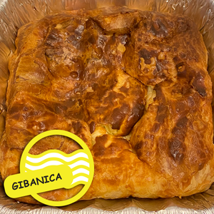 MezeHub FRESH HOMEMADE GIBANICA  (650g)