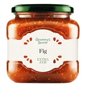 Grannys Secret FIG Jam / Bakina Tajna Dzem od SMOKVI  375g (Grannys Secret)