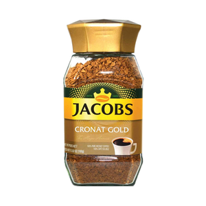 Jacobs Cronat Gold Instant Coffee 100g (Jacobs)