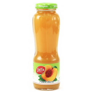Jaffa Champion Peach Juice (glass) 200ml (FLUIDI)
