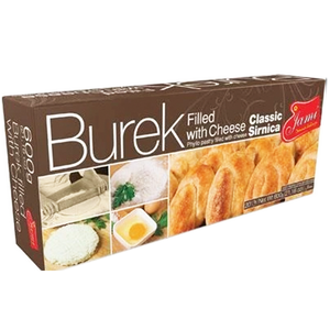 Classic Burek with CHEESE / Sirnica 600g (JAMI)
