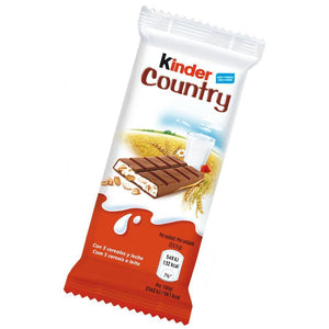 Country Chocolate Bar  23.5g (Kinder) (4433746493474)
