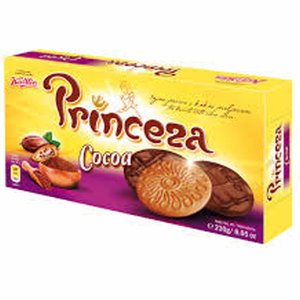 Princeza Bisquit with Cocoa  230g (Koestlin) (4433747673122)