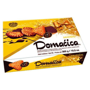 Domacica Chocolate Biscuits  300g (Kras) (4433749377058)
