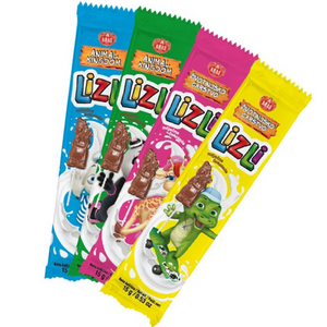 Lizli Milk Chocolate  15g (Kras) (4433748394018)