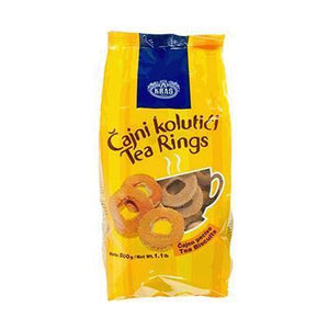 Tea Ring Biscuits  500g (Kras) (4433749409826)