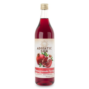 Pomegranate Syrup  1L (Adriatic Sun) (4433736269858)