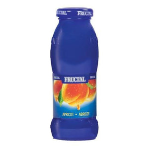 Apricot Nectar Bottle  200ml (Fructal) (4433744363554)