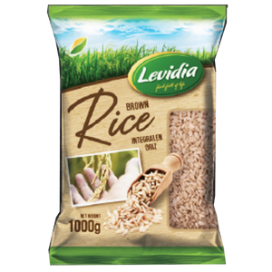 Brown Rice  1kg (Levidia) (4433729191970)