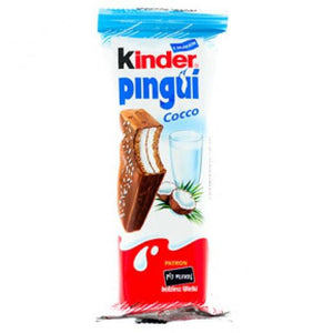 Kinder Pingui Cream Bar Coconut 30g (Ferrero)