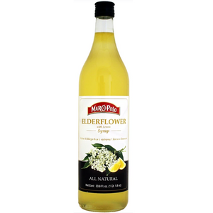 Elderflower Syrup  1l (Marco Polo) (4433730371618)