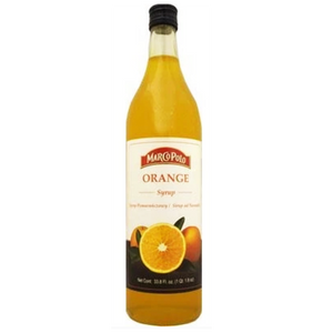 Orange Syrup  1l (Marco Polo) (4433730437154)