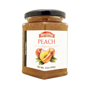 Peach Preserves  368g (Marco Polo) (4433735319586)