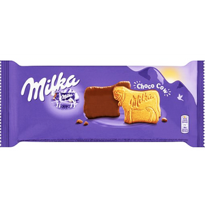 Milka Choco COW Chocolate Covered Cookies  120g (Milka) (4433753112610)