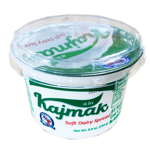 Soft Cream Cheese Spread / KAJMAK 12pcs x 250g (Mlekara Sabac)