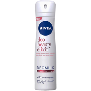 NIVEA Deo Spray Beauty Elixir Deomilk Sensitive 150ml (Nivea)