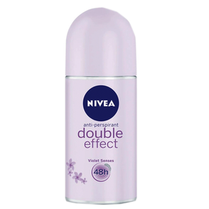 NIVEA Deo Roll-On Double Effect 50ml (Nivea)