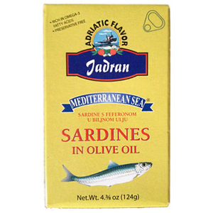 Sardines in Olive Oil  124g (Orbe) (4433731846178)