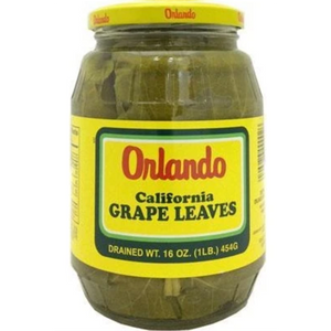 California Grape Leaves  454g (Orlando) (4433730797602)