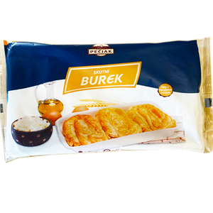 COTTAGE CHEESE Burek 780g  (PECJAK)