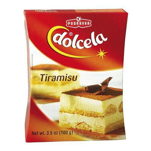 Dolcela Tiramisu Cream Powder Mix 100g (Podravka)