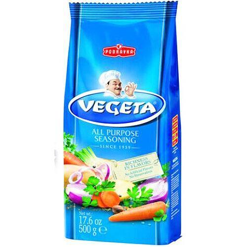 Vegeta Seasoning Bag 500g (Podravka)