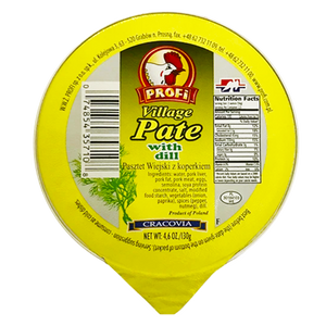 Profi Pork Pate with DILL 130g (Profi)