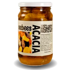 Acacia w/ Fruit & Nuts  450g (SEEBEES ) (4433733222434)