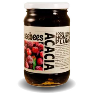 Acacia w/ Dried Plums  450g (SEEBEES ) (4433733255202)