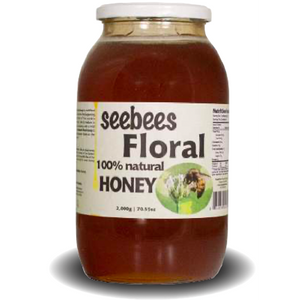 Floral Honey  2kg (SEEBEES ) (4433732894754)
