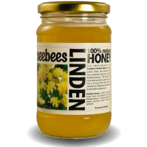 Linden Honey / Lipa 900g (SEEBEES )