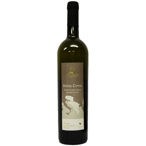 Stone Cuvee Premium Dry White Wine 2019 750ml (Wines of Illyria)