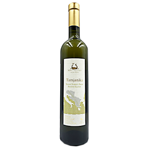 Vukoje Tamjanika Premium Dry White Wine 2019 750ml (Wines of Illyria)