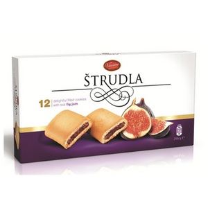 Strudel With Figs 240g Box (Vincinni)