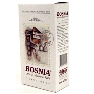 Bosnia Ground Coffee 250g (Vispak)