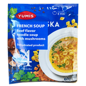 French Soup  60g (Yumis)