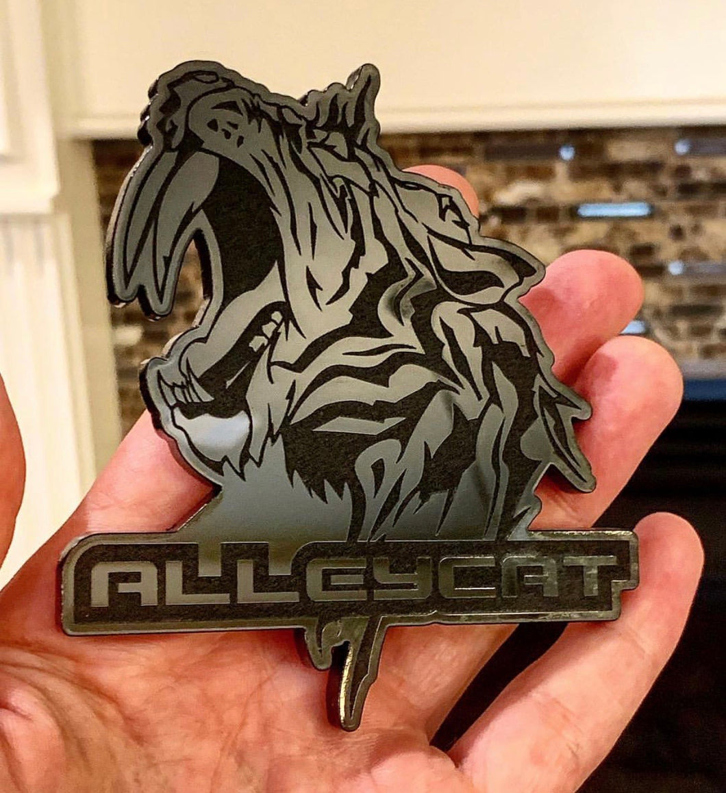 Alleyscat Badges (2) - Forged Concepts