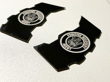 Load image into Gallery viewer, Custom Taser Strike Plates - Forged Concepts Custom Car Badges