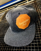 Load image into Gallery viewer, Custom Hat w/leather patch (any design, any color hat) - Forged Concepts