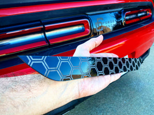 Black Honeycomb Door Sills (FREE SHIPPING) - Forged Concepts Custom Car Badges