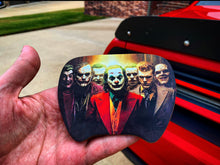 Load image into Gallery viewer, Custom Steering Wheel Insert (YOUR DESIGN) - Forged Concepts Custom Car Badges