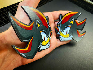 Shadow The Hedgehog (2) INSANE QUALITY - Forged Concepts
