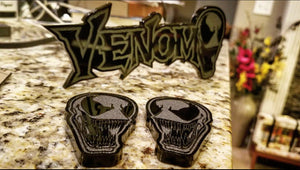 Venom 4 Badge Set - Forged Concepts Custom Car Badges